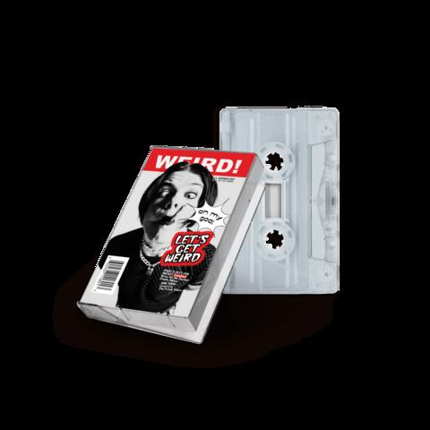 Weird! Cassette Nr. 3: god save me edition von Yungblud - MC jetzt im Yungblud Shop