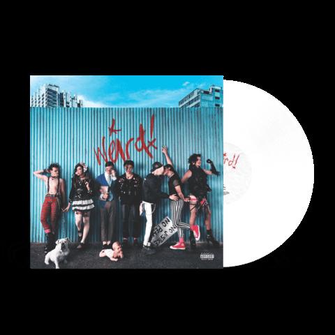 √Weird! (White LP + Signed Card) von Yungblud - lp bundle jetzt im Yungblud Shop