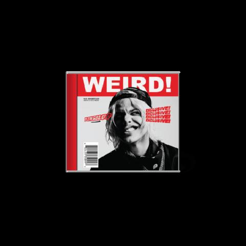"""Weird! (Ltd. Edition Cover """"boy 1"""") von Yungblud - CD jetzt im Yungblud Shop"""