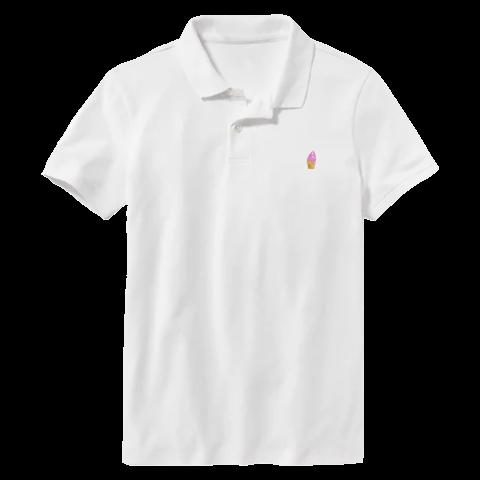√Ice Cream Polo von Yungblud - T-Shirt jetzt im Yungblud Shop