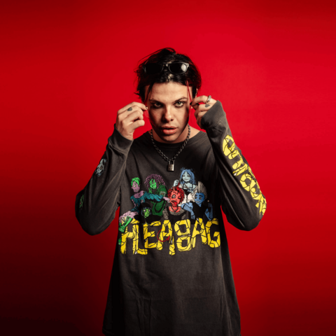 FLEABAG by Yungblud - Longsleeve - shop now at Yungblud store