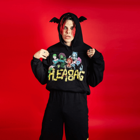 FLEABAG BAT by Yungblud - Hoodie - shop now at Yungblud store