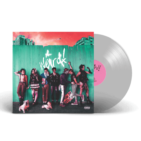 √Weird! (Exclusive, Coloured LP - Ice Cream Cover ) von Yungblud - LP jetzt im Yungblud Shop