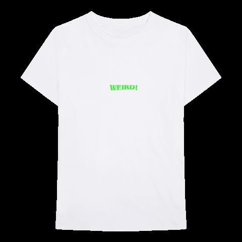 Weird! Green Text von Yungblud - T-Shirt jetzt im Yungblud Shop