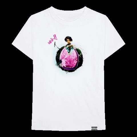 √White Weird! von Yungblud - T-Shirt jetzt im Yungblud Shop
